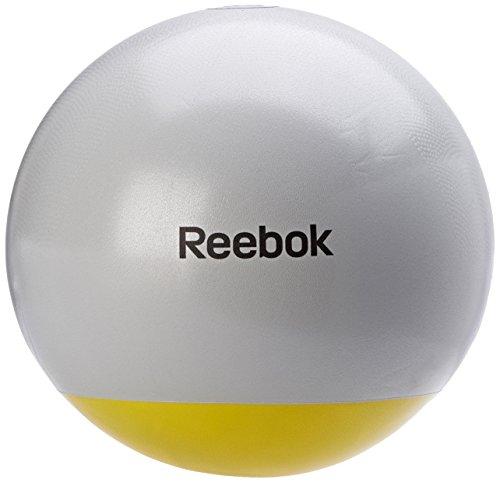 Reebok Gymnastikball, 55 cm, Grua (grau/gelb)