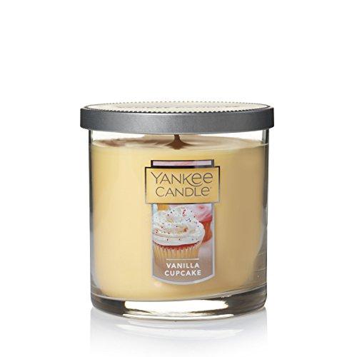 Yankee Candle Duftkerze im Glas, Vanilla Cupcake, klein - Vanille Cupcake Körper