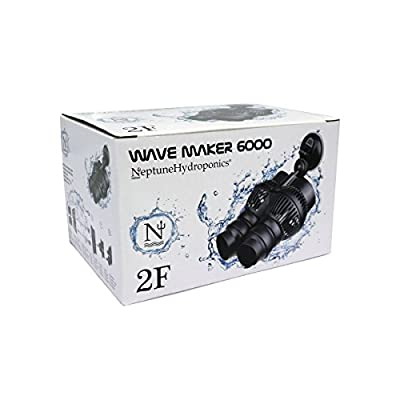 Pompe de brassage 6000 L/h - 2 rotors - Neptune Hydroponics