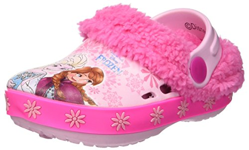 Walt Disney Mädchen S18482 X/AZ Niedrige Sneaker, Rosa (Rosa), 26.5 EU