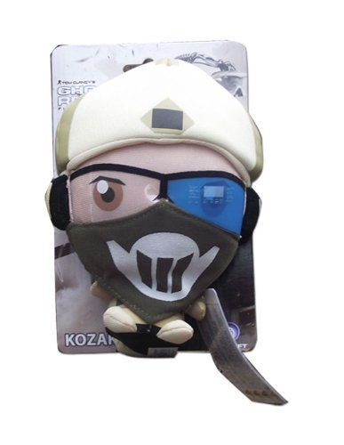 Preisvergleich Produktbild Tom Clancy's Ghost Recon: Future Soldier Stofftier / Plüsch Figur: Kozak 17 cm