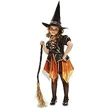 My Other Me - Disfraz de bruja para niña, 1-2 años, color dorado (Viving Costumes 201832)