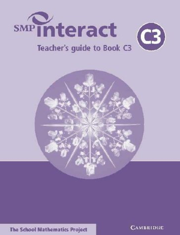 SMP Interact Teacher's Guide to Book C3 (SMP Interact Key Stage 3)