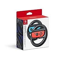 Nintendo Switch: Coppia di Volanti Joy-Con