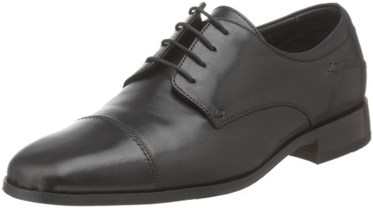 Florsheim Men's Welles Oxford Black 7 EEE