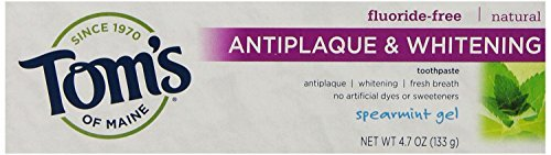 toms-of-maine-natural-antiplaque-and-whitening-fluoride-free-toothpaste-spearmint-gel-47-ounce-by-to