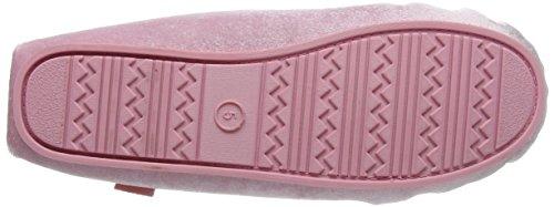 Dunlop Anouska, Chaussons Femme Rose (Blush)