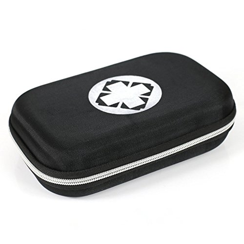 OnePine Tragbare Erste Hilfe Tasche Mini Erste Hilfe Kit,53 Stück wasserdichte Medizinische Notfalltasche Kompakt Erste Hilfe Set für Auto,Haus,Picknick,Camping, Reisen -