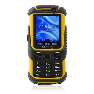 ITM Outlimits Téléphone portable débloqué Jaune