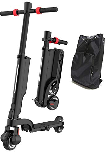 Hi-SHOCK E-Scooter - KIX GO | Rucksack Elektroscooter