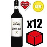 X12 Margaux du Château de Malleret 2011 75 cl AOC Margaux Rouge Vino Tinto