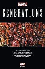Marvel Générations de Paul Renaud