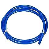 10m azul Tubo de agua 1/4'para sistemas de ósmosis, Refrigeradores, Café expreso Máquinas de café, máquinas expendedoras, filtros de agua.