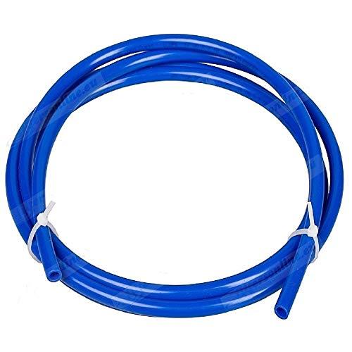 """10m azul Tubo de agua 1/4\""""para sistemas de ósmosis, Refrigeradores, Café expreso Máquinas de café, máquinas expendedoras, filtros de agua."""