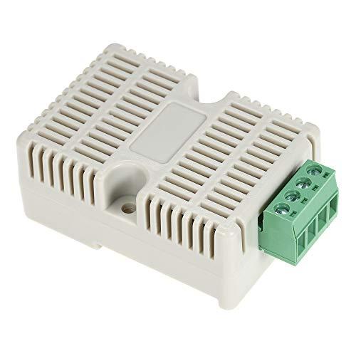 Docooler RS485 Temperatur-Feuchte-Transmitter Modbus TRU Temperatursensor Temperatur-Feuchte-Sensoren Temperatur- und Feuchteüberwachung für Gemüsegarten, Lager, Industrie, Computerraum, Labor -