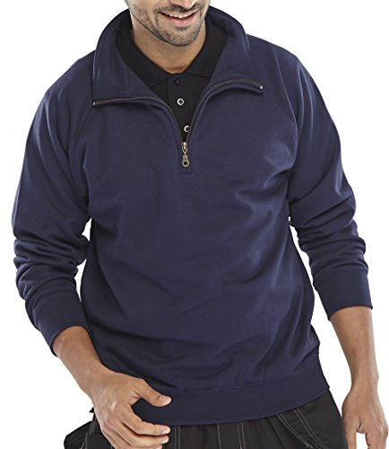 CLQZSSN4XL ClickWorkwear cuarto con PC S/camisa de rayas 4XL (PK 1)