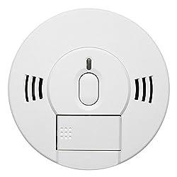Kidde 10SCO Combination Smoke and Carbon Monoxide Alarm with Voice Notification by Kidde by Kidde