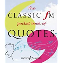 The Classic FM Pocket Book of Quotes