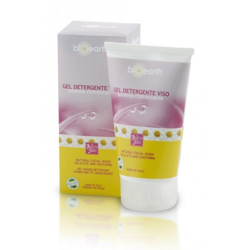 Gel detergente viso The Beauty Seed Bioearth