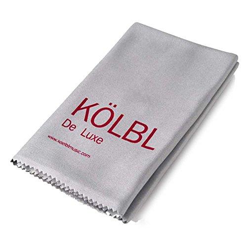 Kölbl - Poliertuch für Holzblasinstrumente, grau (Mikrofaser) - 6000-Super