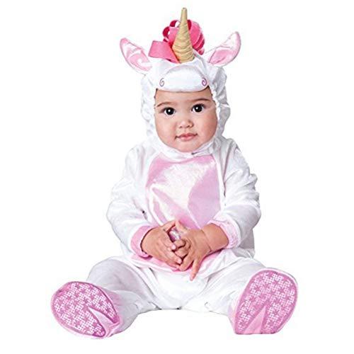 ARAUS Baby Halloween Kostüm Outfits Tier-Design Overall Rollenspiel Cosplay Strampler 6-30 Monate