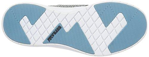Supra Scissor, Baskets Basses Homme Gris - Grau (GREY / CHARCOAL - AQUA 061)
