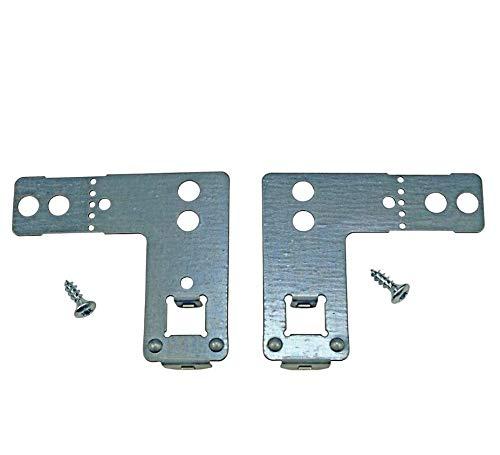 Gehäuse-Befestigungssatz für Einbau-Spülmaschinen rechts/links Bosch 00622456