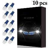Fansport 10 PièCes Ampoule De Voiture Lumineux à Usages Multiples Ampoule LED Fournitures De Voiture