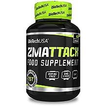 ZMATTACK - Zinc, magnesio + vit. B6 60 caps