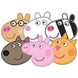 Peppa Pig - Máscara para disfraz infantil (SMP91)