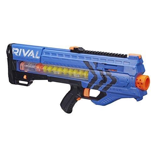 Nerf - Rival Zeus MXV-1200, color azul...