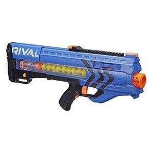 Nerf - Rival Zeus MXV-1200, color azul (Hasbro B1593SC3)