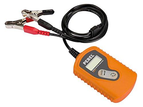 Perel ABA12 Digitaler Kfz-Batterietester, 12V