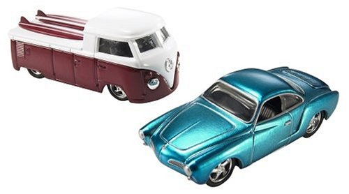 Hot Wheels Limited Edition for the Adult Collector, Viva Volkswagen (Mid-1950's)