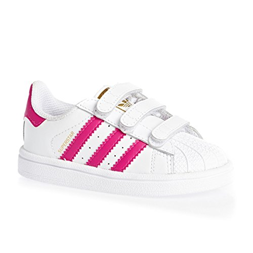Adidas, Superstar 2 CMF I, Scarpe Per Bambini, Unisex - Bambino Rosa