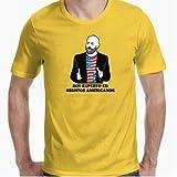 Camiseta - diseño Original - Asuntos Americanos - M