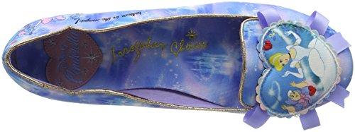 Irregular Choice - Believe In Magic, Scarpe col tacco Donna Blu (Blu (Blue))