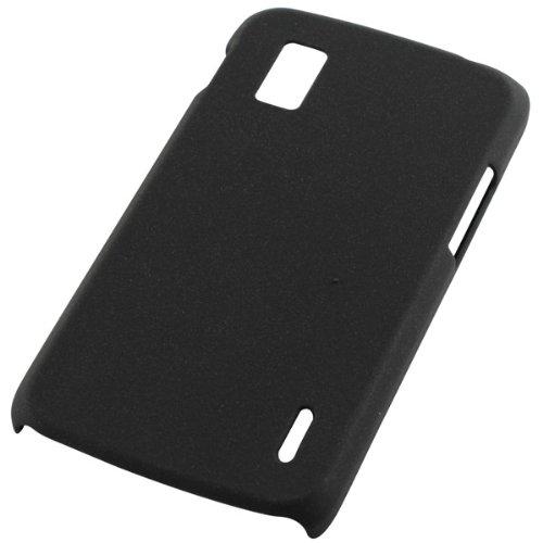 iMoBi Ultra Slim Backcover Farbe: Sand Schwarz Skin Case für Google Nexus 4 / LG E960 Tasche Hülle Protector Schutzhülle