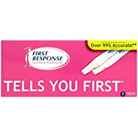 Preisvergleich für 6 x First Response Early Result Pregnancy Test 2 Tests