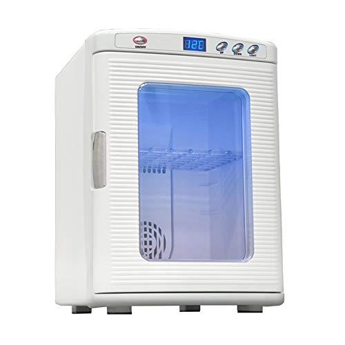 Wisess Refrigerador Calentador eléctrico Compacto