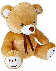 Amazon Brand- Jam and Honey Brown Teddy 60 cm