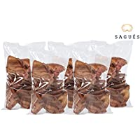 Orejas de Cerdo Deshidratada - 5 bolsas de 10 unidades