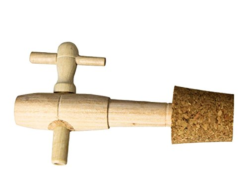 Korken, jocondienne 507Essig-Hahn, 4P + Ablaufgarnitur Durchbruch 32x 11x 10mm