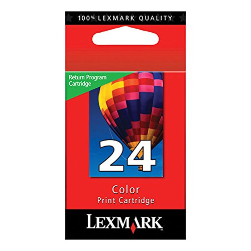 Lexmark Nr. 24 X3430 / X3550 / X4550 / Z1420 Farb-Rückgabe-Druckerpatrone, praktisch und langlebig -