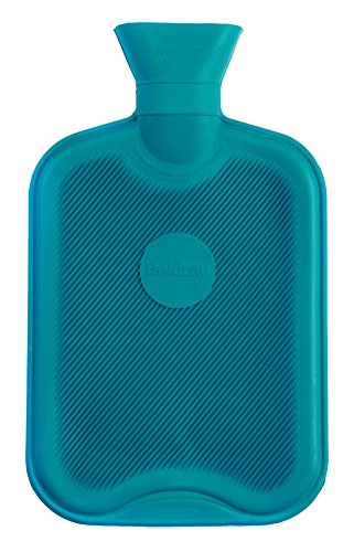 Beldray Nähmaschine la036933Gerippter Wärmflasche, 2Liter, 32x 19,5cm, mehrfarbig (Wasser Rückenschmerzen Heißes)