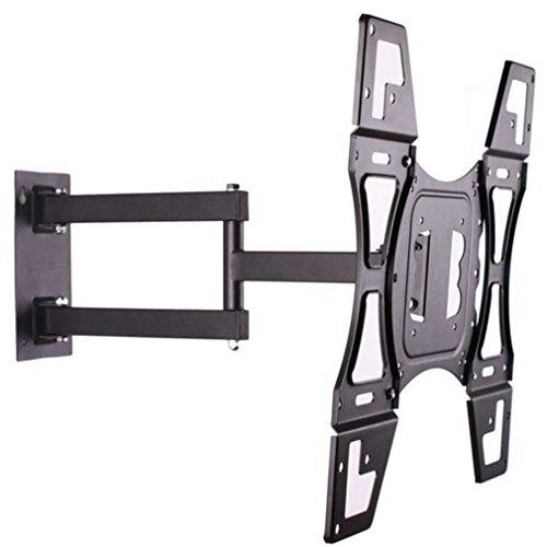 A Full Motion per TV a schermo piatto con braccio girevole staffa per 2429323739404246474850Pollici LED LCD Plasma