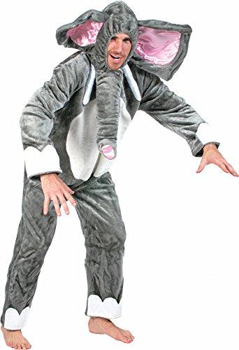 ELEFANT Kostüm 48 50 - Dumbo Kostüm