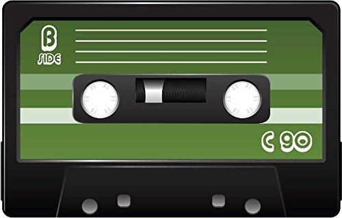 Audio Cassette Side B C90 Alta Calidad De Coche De Parachoques Etiqueta Engomada 12 x 10 cm