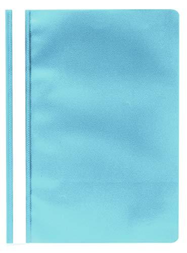 Exacompta 449206B - Subcarpeta PVC, A4, color turquesa