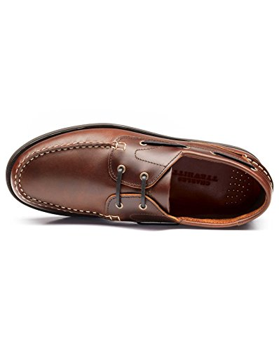 charles-tyrwhitt-brown-claremont-boat-shoes-size-12-color-brown